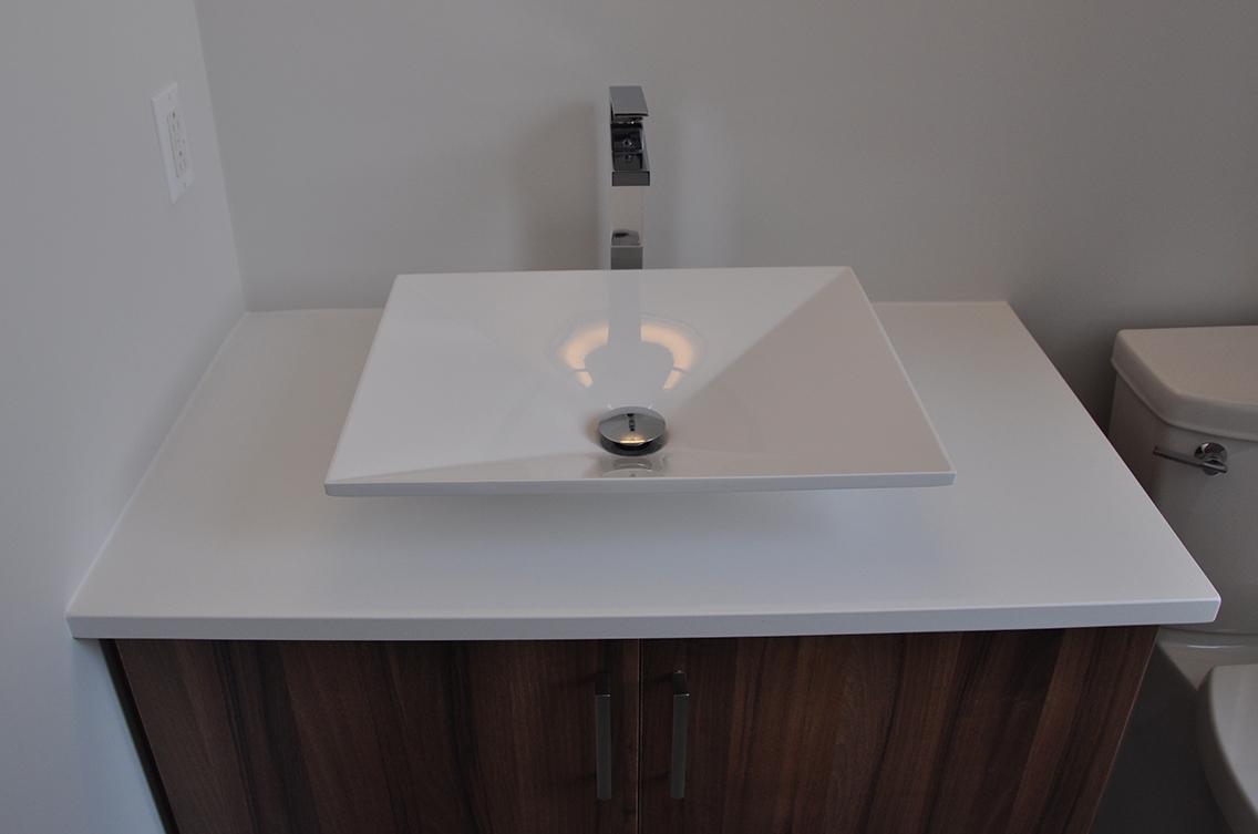 Lavabo - salle d'eau